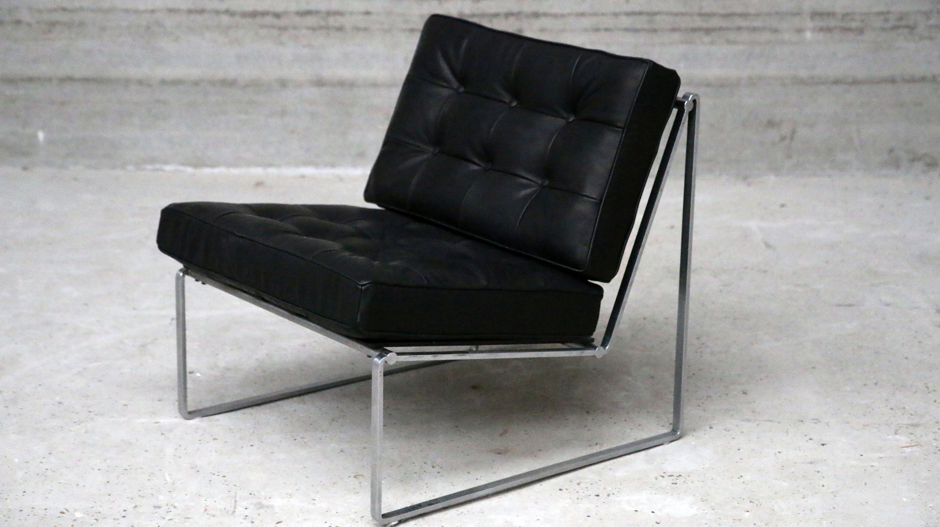 Vintage Lounge Chairs by Kho Liang le for Artifort 1960s Set of