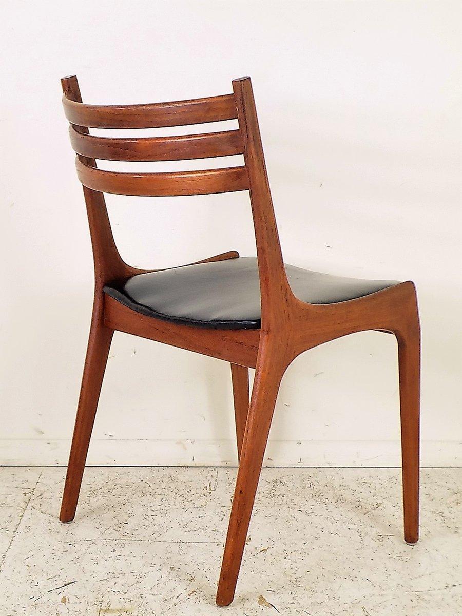 Dinner chair by kai kristiansen for korup stolefabrik 1960s for sale at pamono - Kai kristiansen chair ...