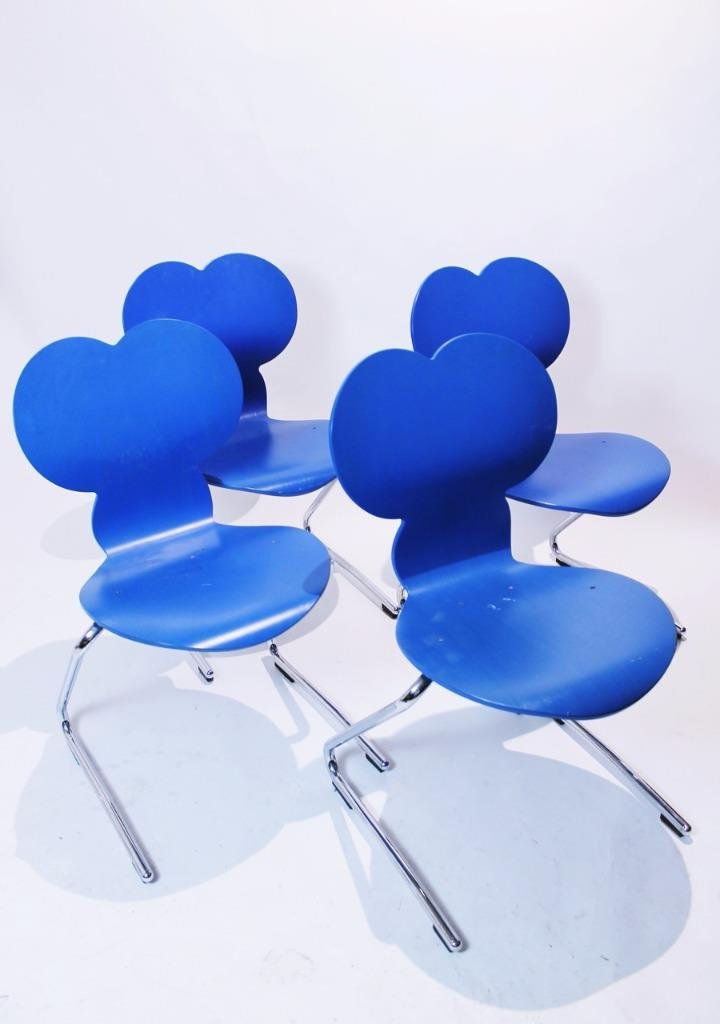 pantoflex mickey mouse chair by verner panton for vs m bel. Black Bedroom Furniture Sets. Home Design Ideas