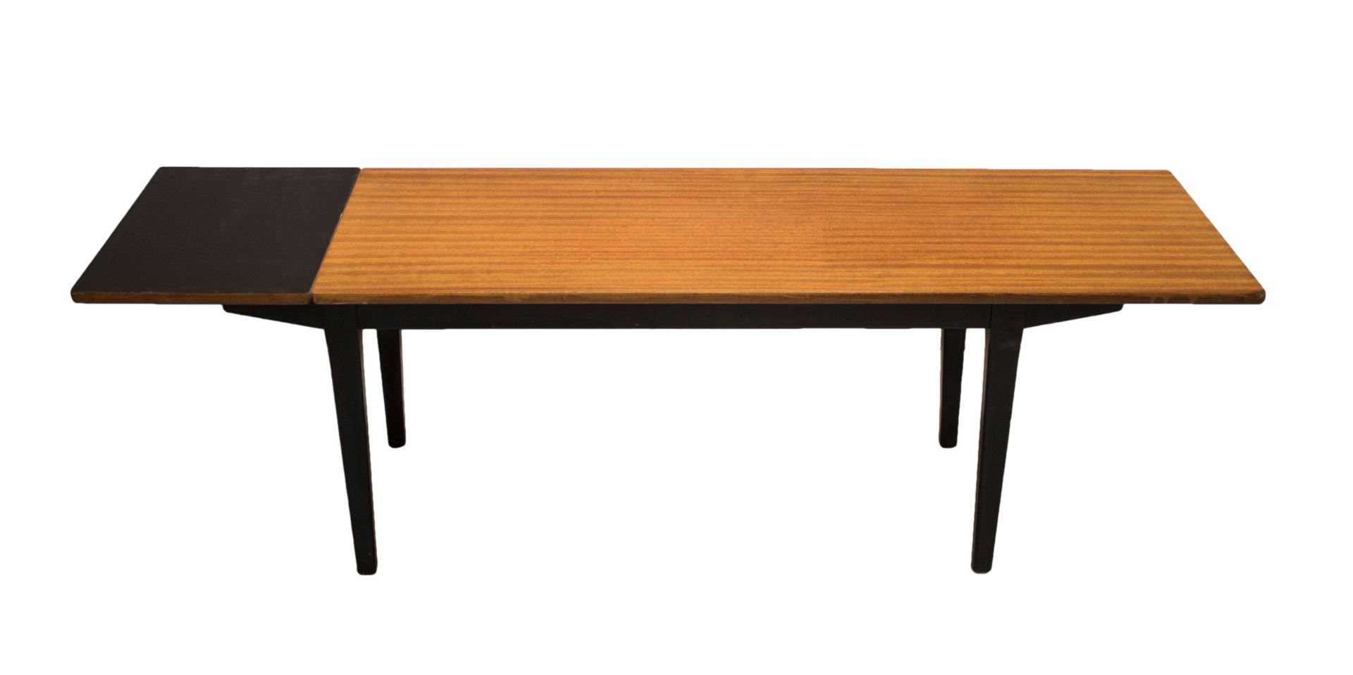 mid-century teak extending coffee table from nathan for sale at pamono
