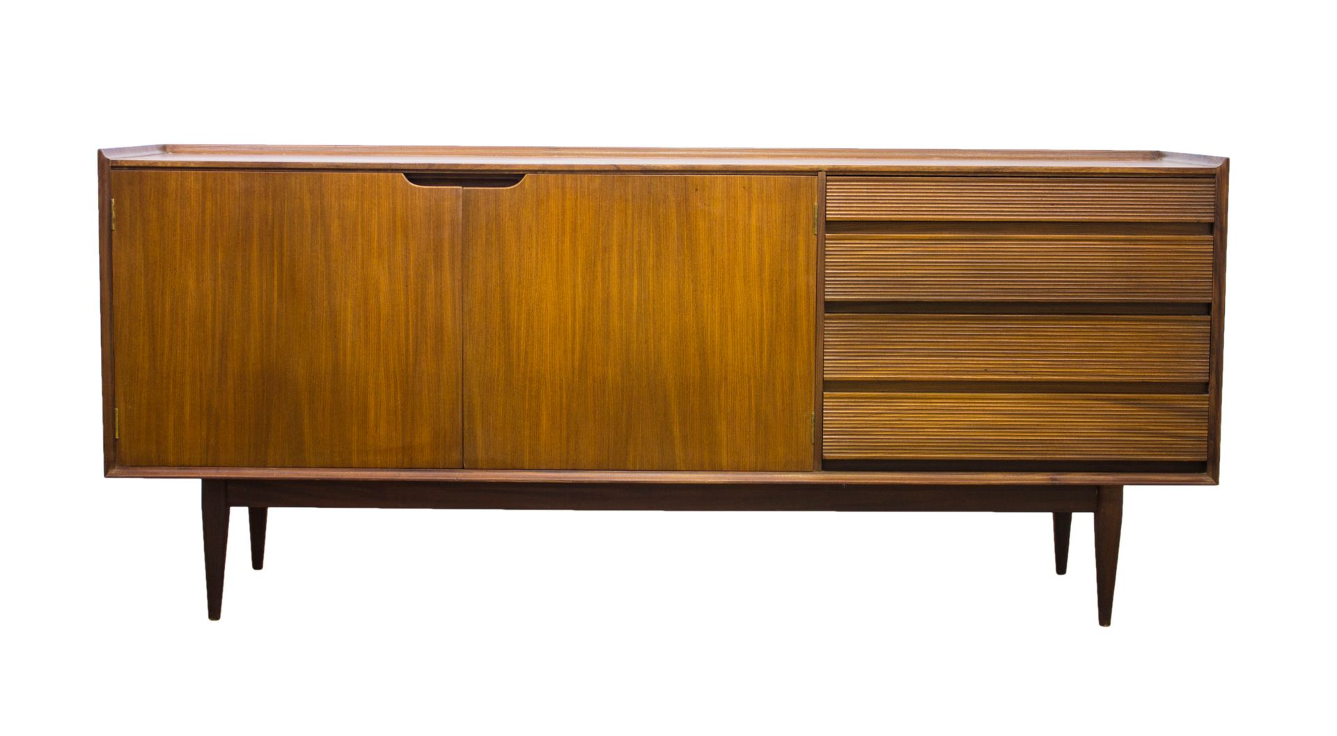 Mid Century Teak And Afromosia Sideboard By Richard Hornby For Heals