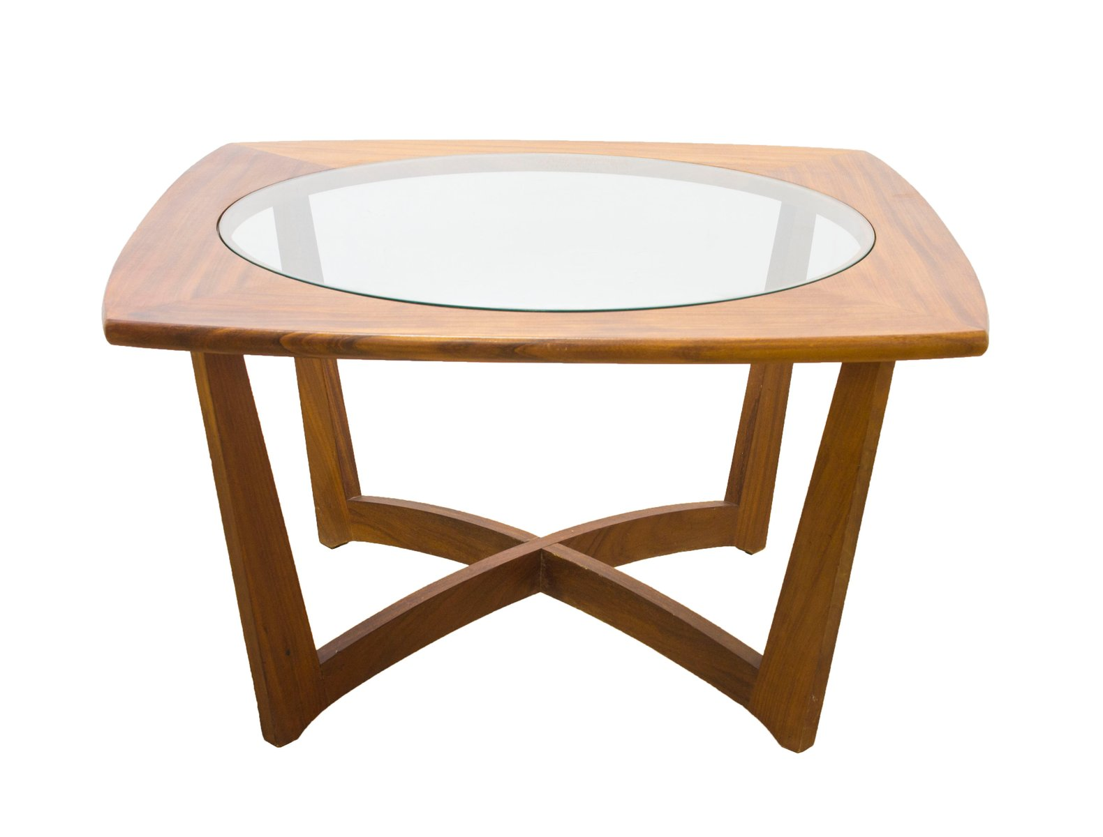 Octagon coffee table part 43 milo baughman for thayer coggin danish glass coffee table geotapseo Image collections