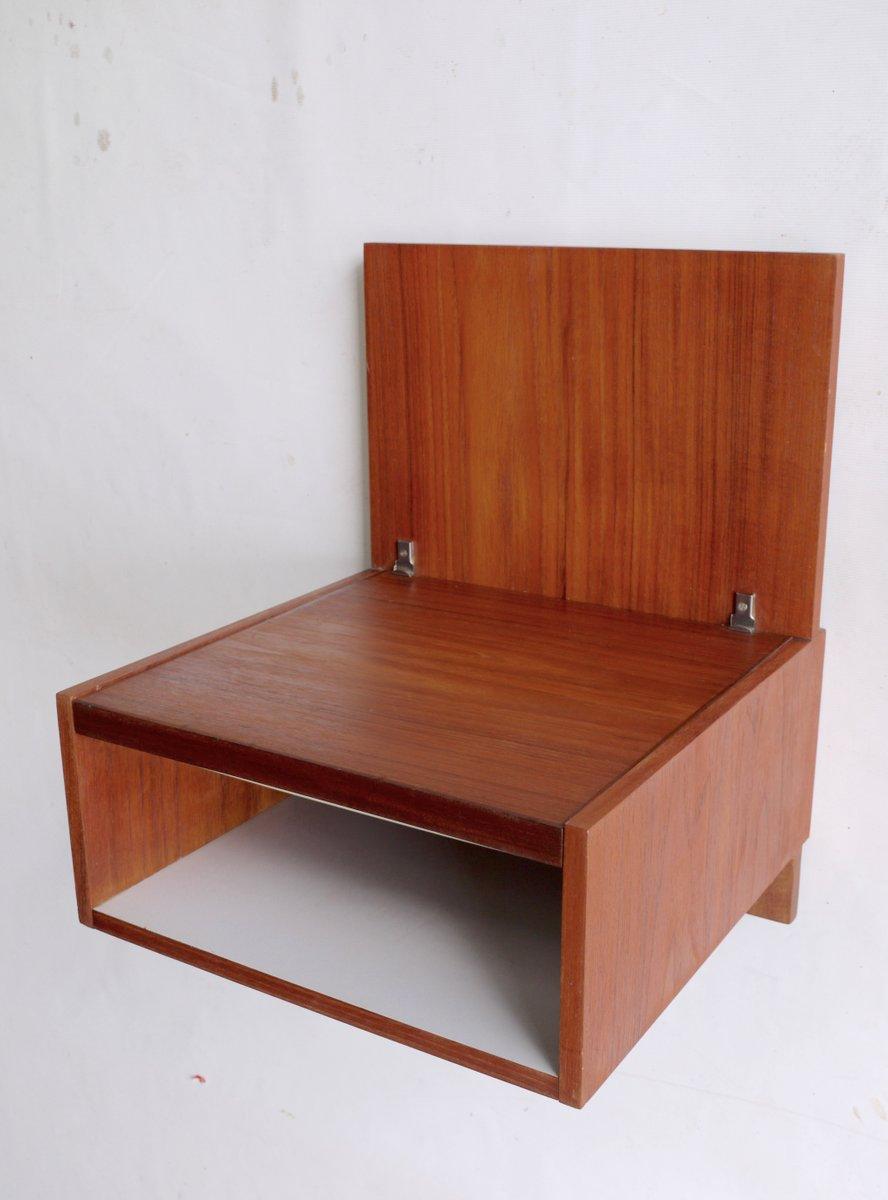 Japanese series bedside dressing table by cees braakman for Japanese bedside table