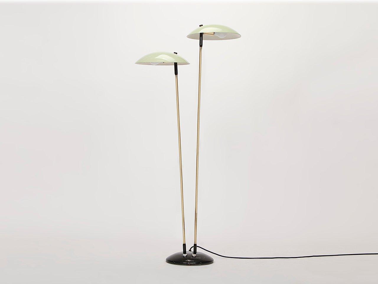 midcentury floor lamp from drukov 1960s