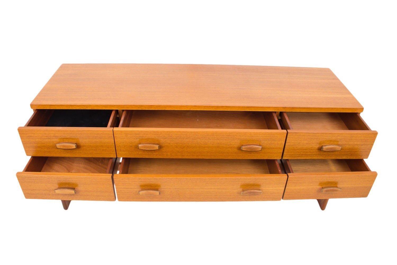 quadrille range sideboard by r bennett for g plan for sale. Black Bedroom Furniture Sets. Home Design Ideas