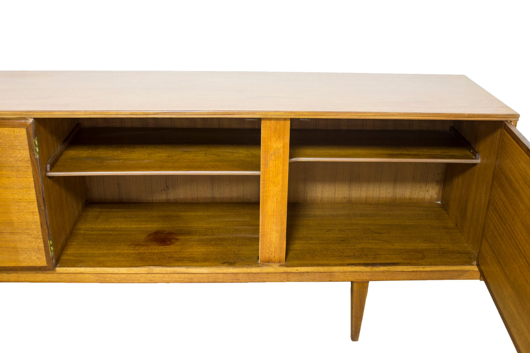Mid Century Teak Sideboard By Alfred Cox For Sale At Pamono