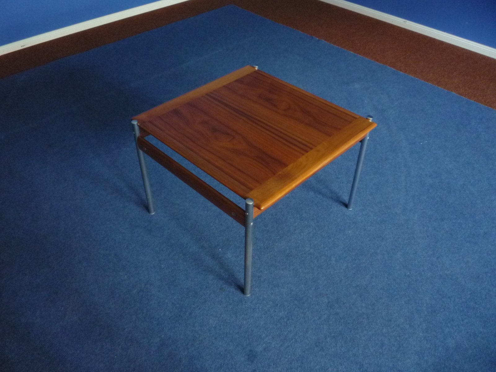 Vintage Norwegian Coffee Table by Sven Ivar Dysthe for Dokka