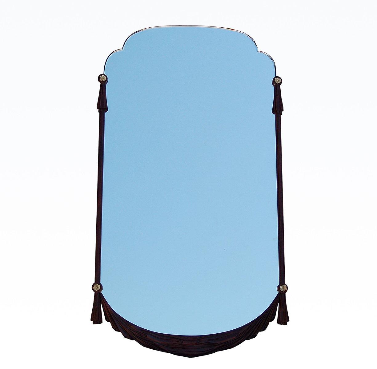 Gro er art deco spiegel bei pamono kaufen - Deco spiegel ...