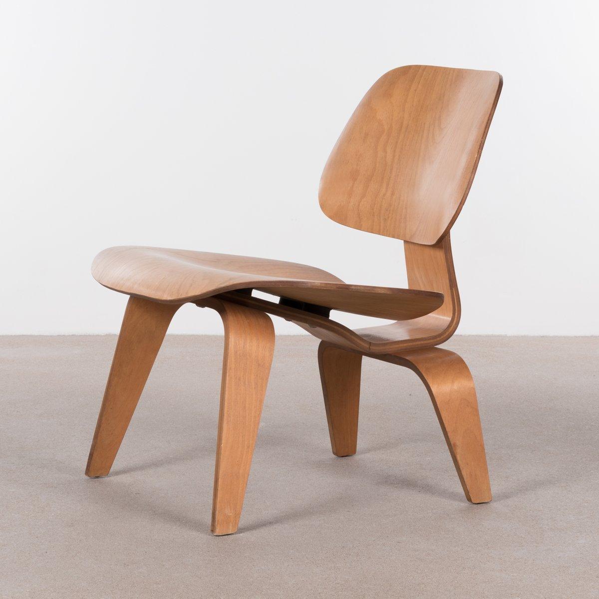amerikanischer lcw ahorn stuhl von charles ray eames f r. Black Bedroom Furniture Sets. Home Design Ideas