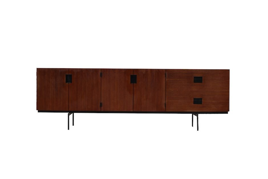 Japanese Series Du03 Sideboard By Cees Braakman For Ums Pastoe 1950s 1