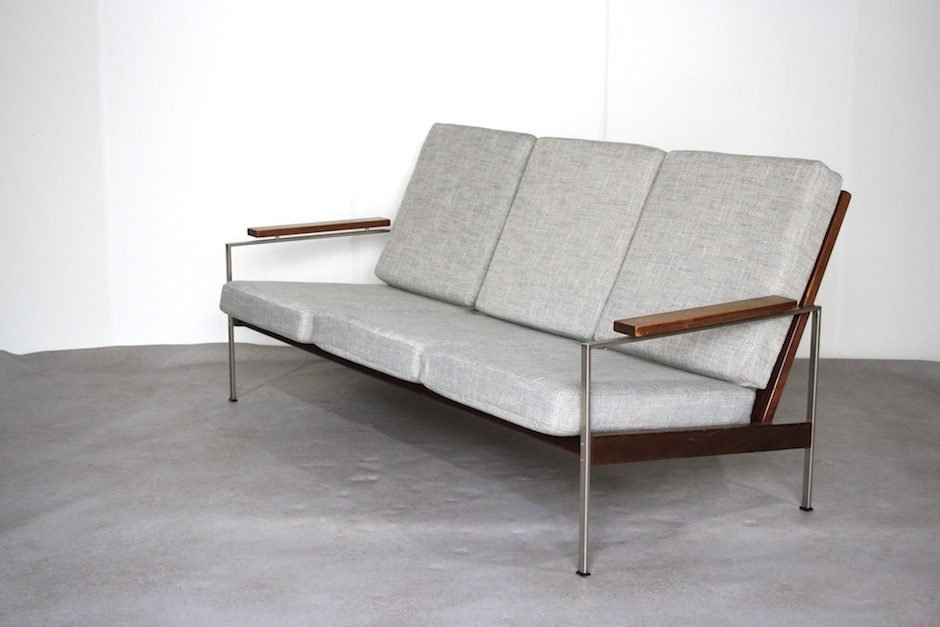 Minimalist Sofa by Rob Parry for Gelderland 1960s for sale at Pamono