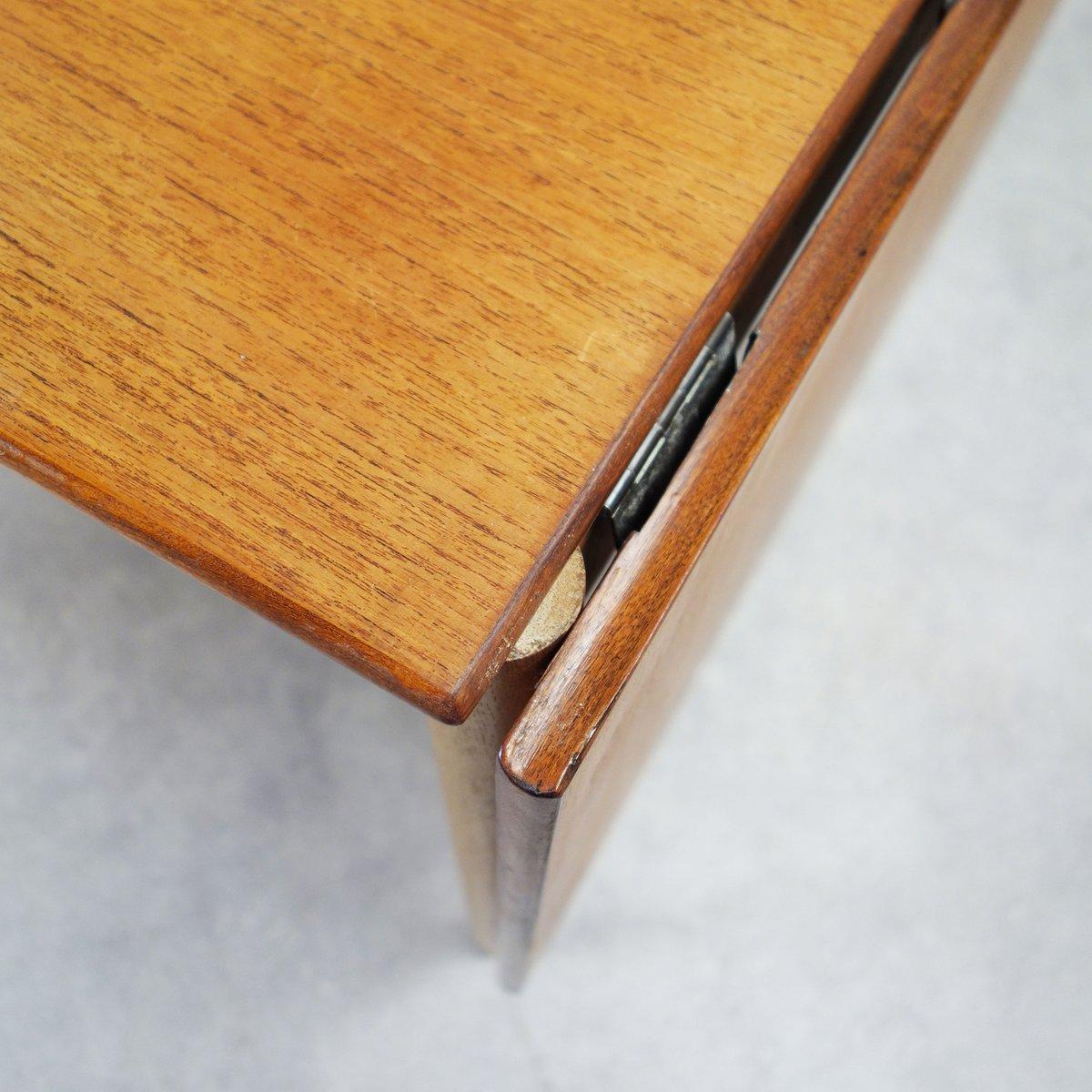 Vintage Danish Teak Desk For Sale At Pamono