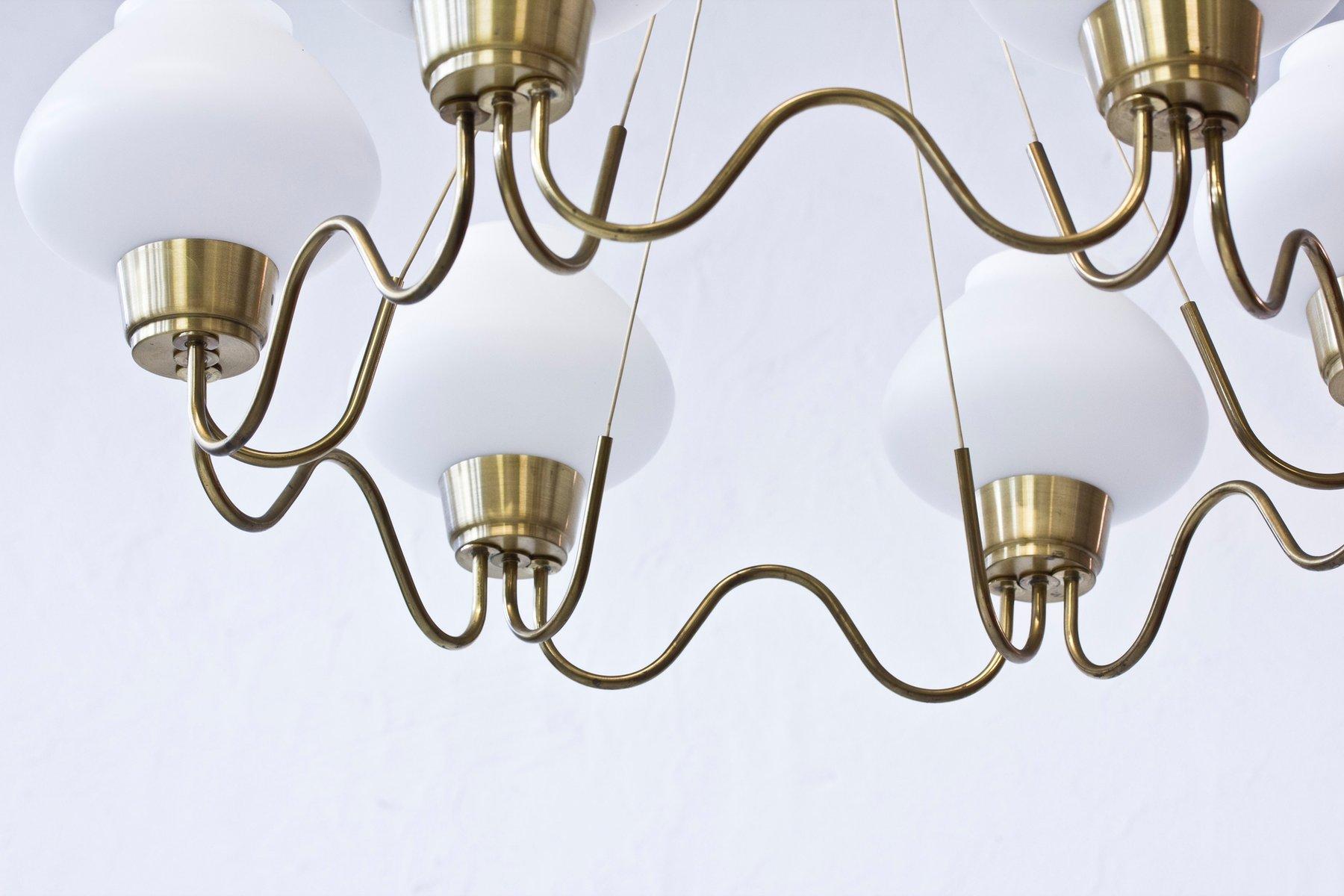 Swedish chandelier 1940s for sale at pamono price 243300 regular price 295600 arubaitofo Gallery