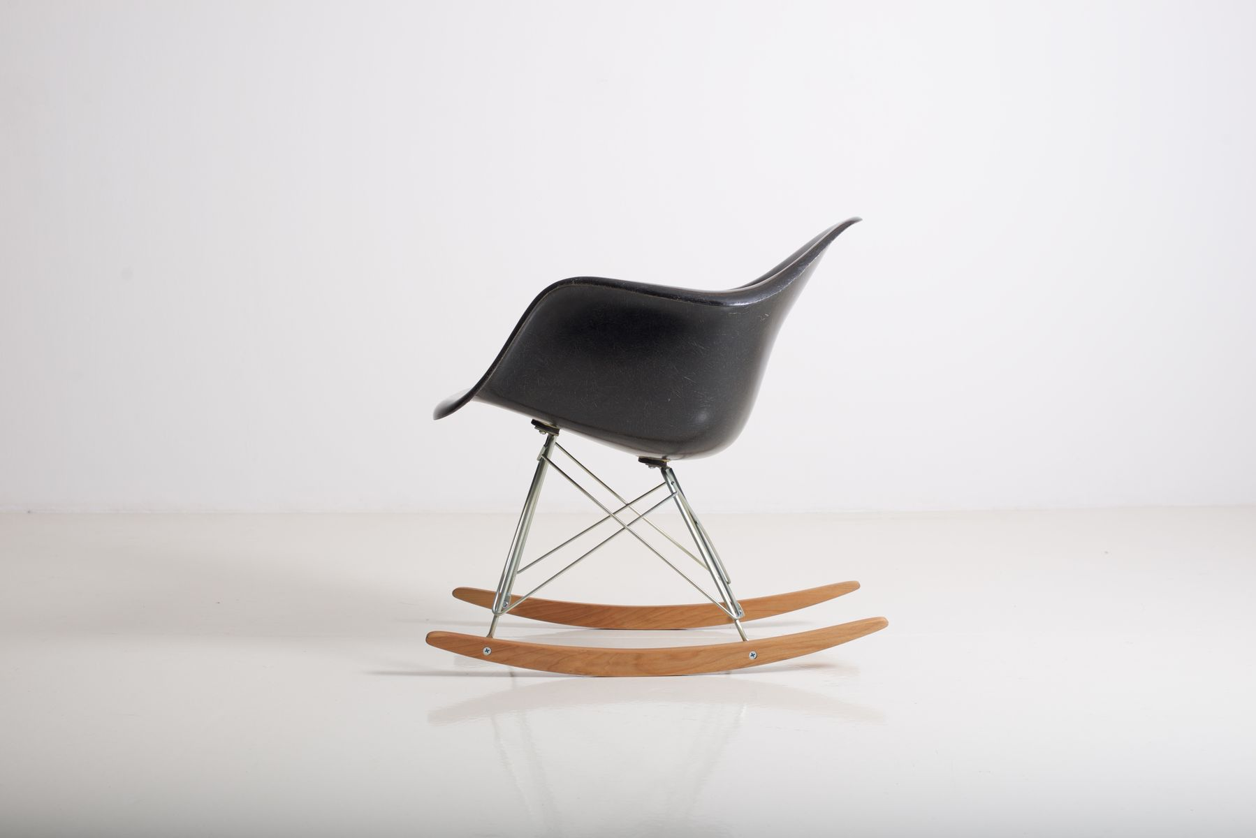 RAR Rocking Chair by Charles & Ray Eames for Herman Miller for