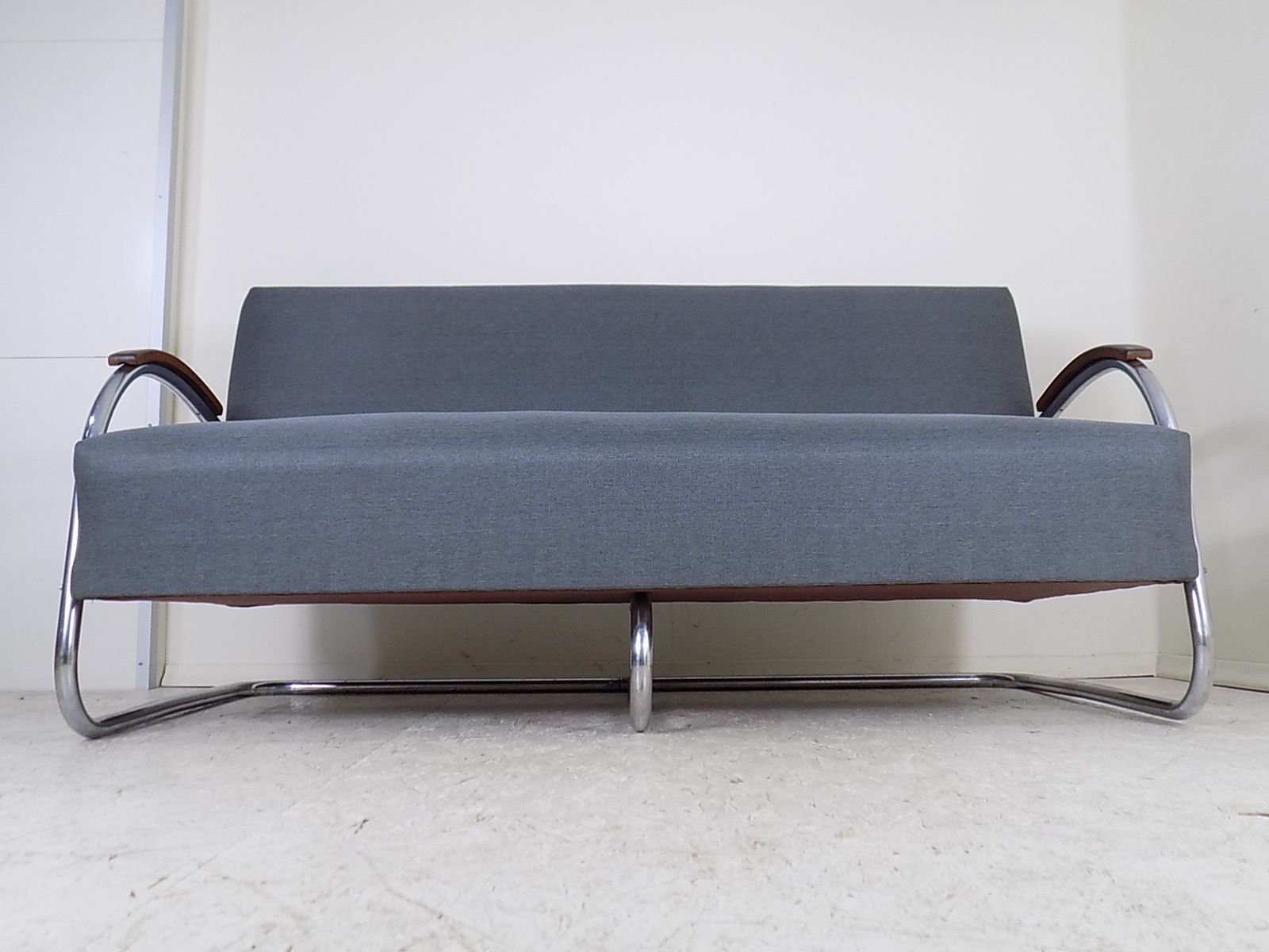 Czech Bauhaus Sofa from Mücke Melder 1930s for sale at Pamono