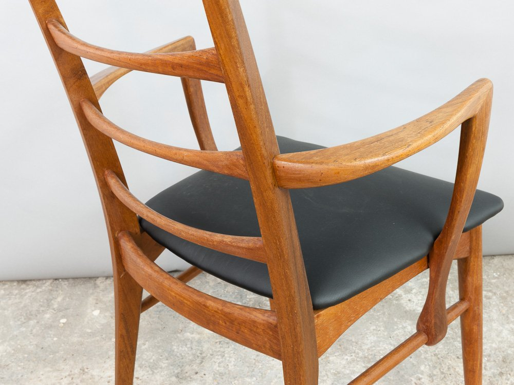 tall ladder back chairs for sale danish teak set table match 2015 with rush seats