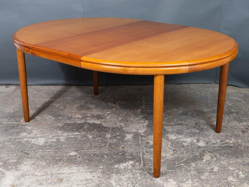 esstisch sechs st hle von white newton 1960er bei. Black Bedroom Furniture Sets. Home Design Ideas
