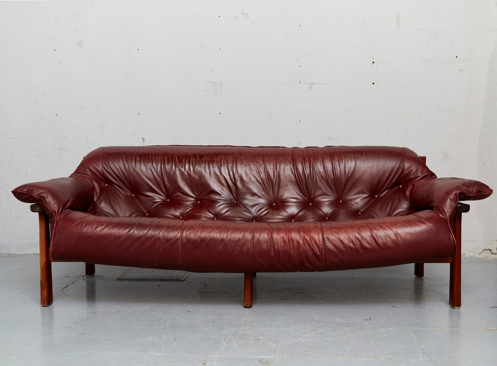 Vintage Sofa by Percival Lafer for Lafer Furniture pany for