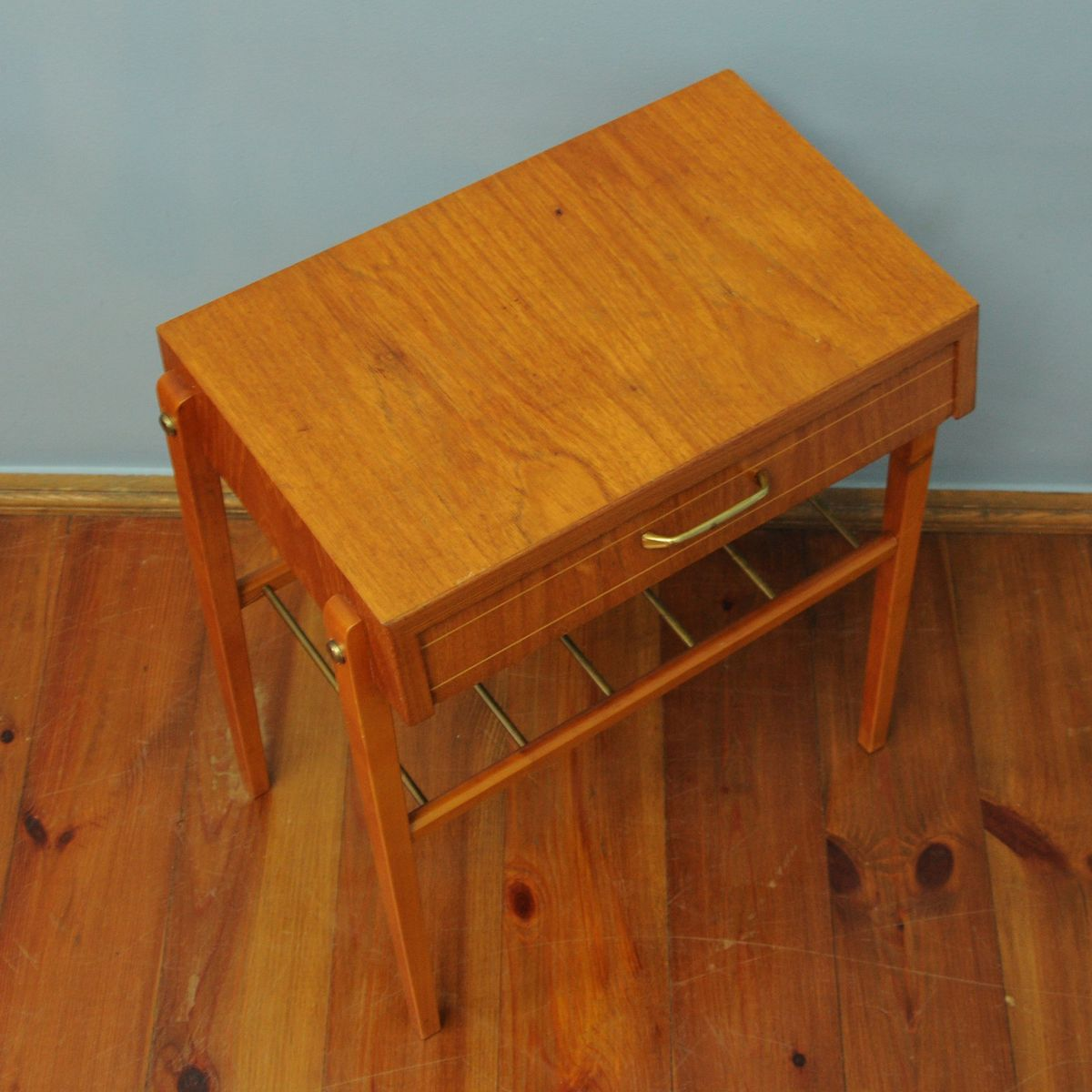 Teak Small Chest Of Drawers 1960s For Sale At Pamono