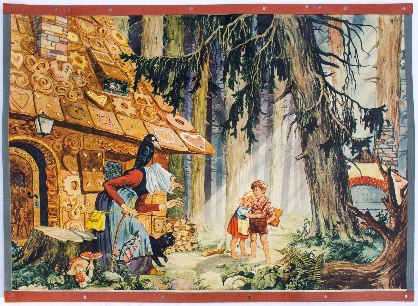 Hänsel Und Gretel Bewegungsspiel