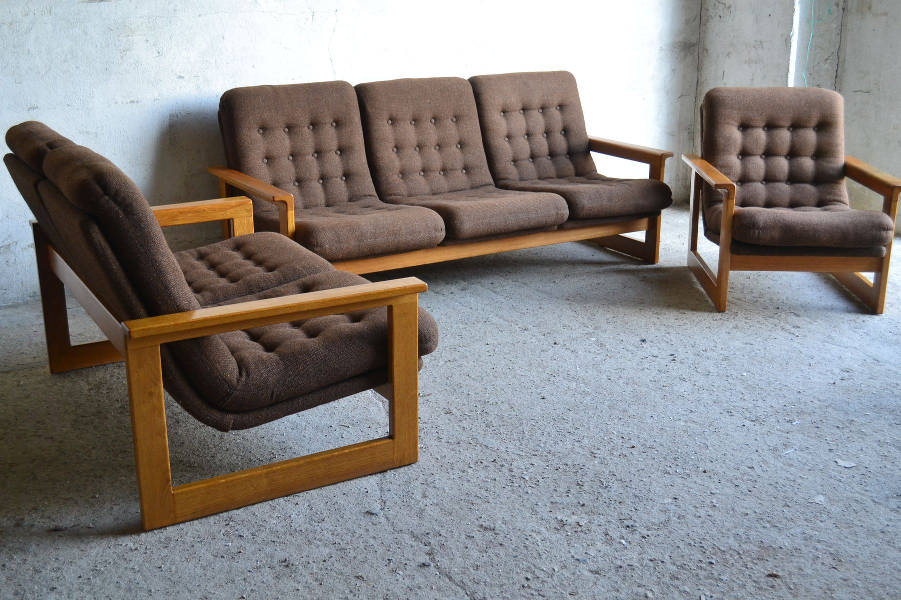 scandinavian living room set 1970s for sale at pamono