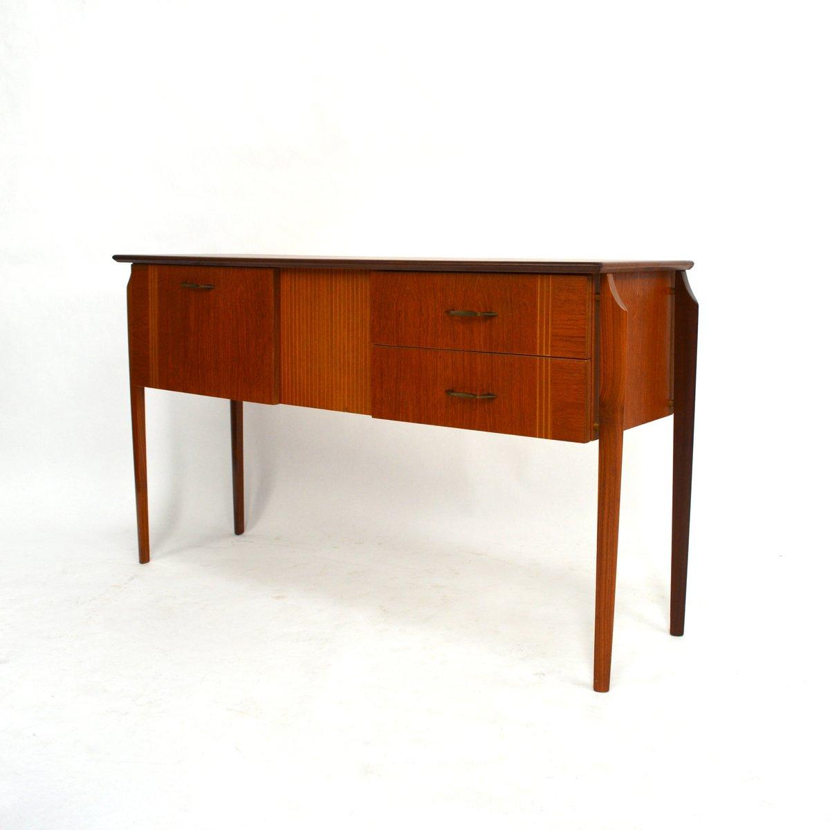 mid century teak sideboard for sale at pamono. Black Bedroom Furniture Sets. Home Design Ideas