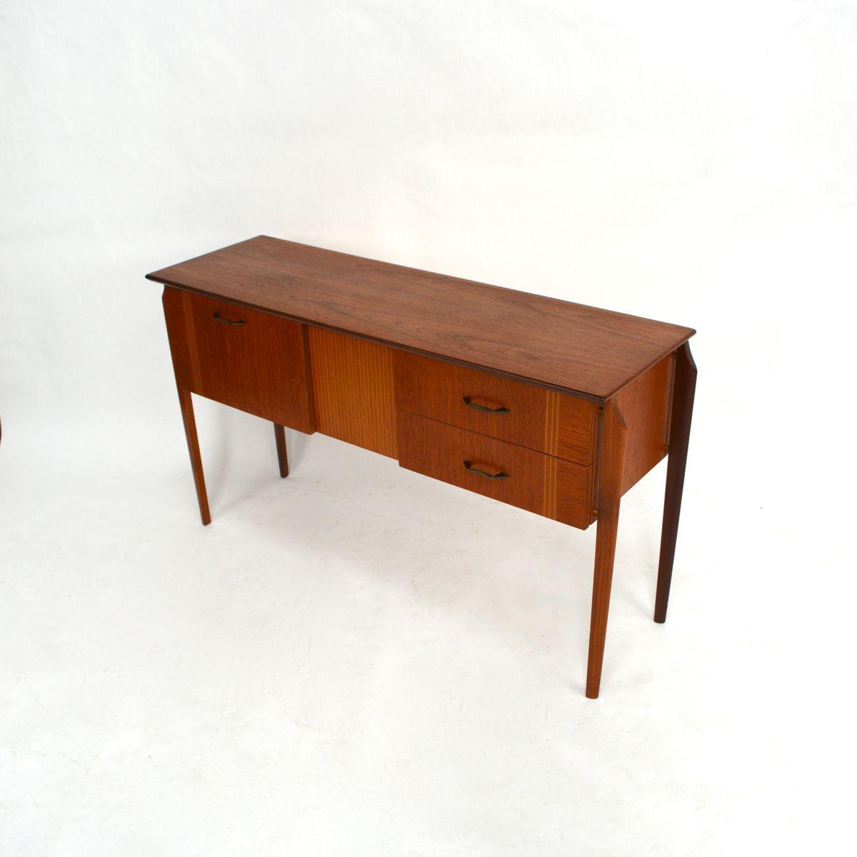 mid century teak sideboard bei pamono kaufen. Black Bedroom Furniture Sets. Home Design Ideas