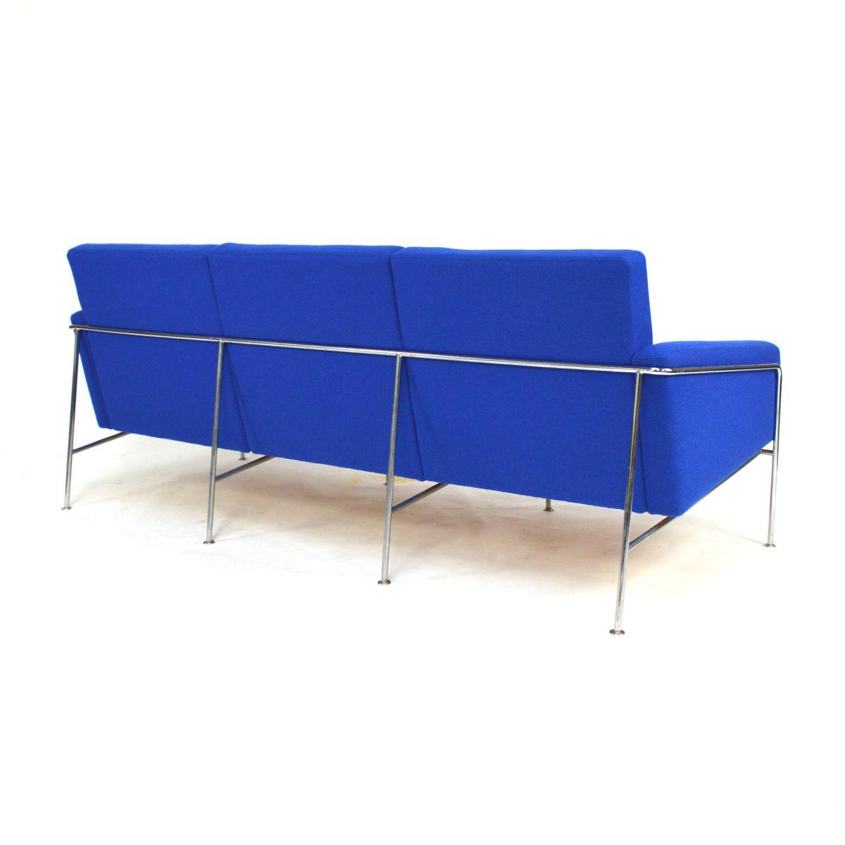 3300 Sofa By Arne Jacobsen For Fritz Hansen 1970s