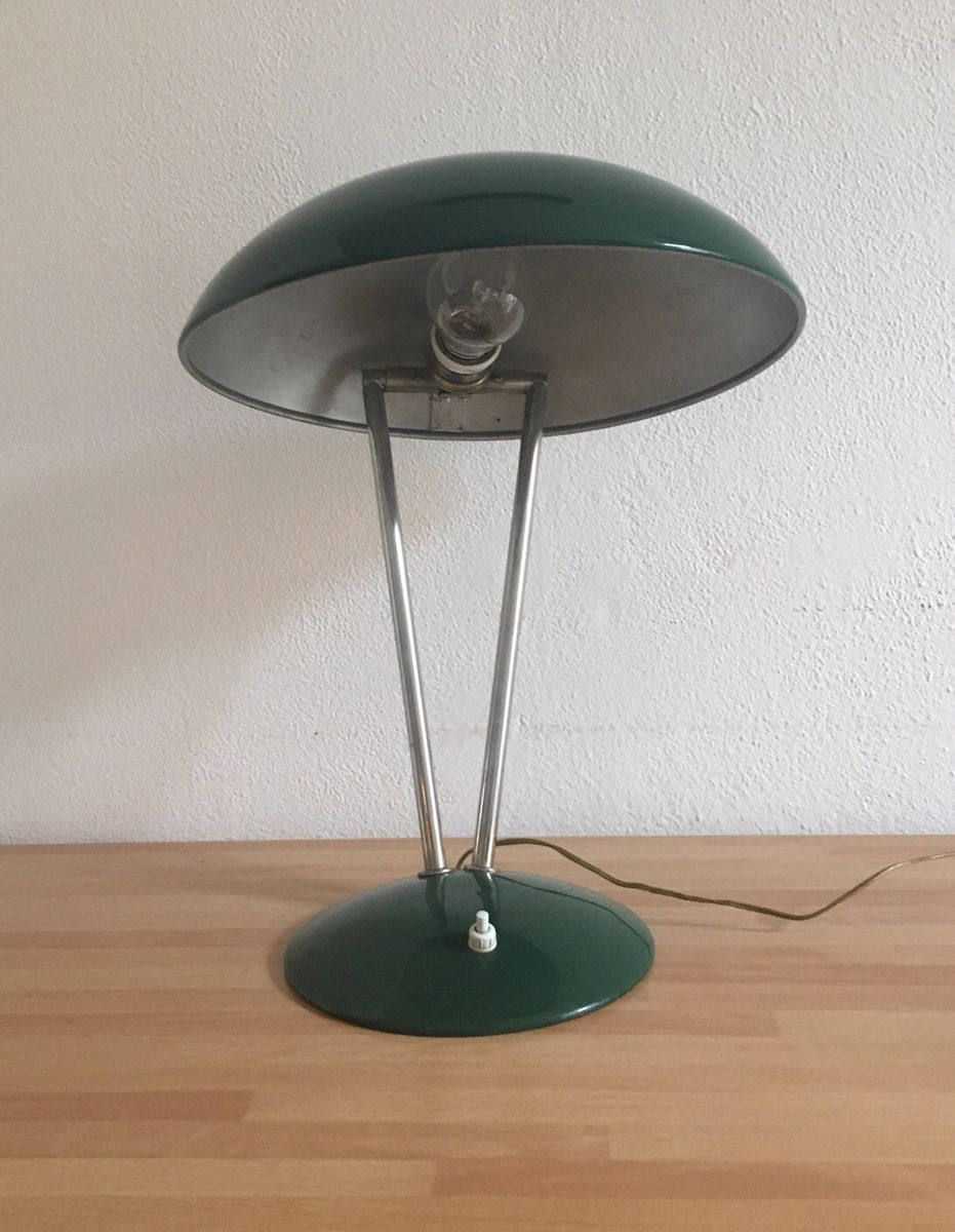 Bauhaus Table Lamp by Christian Dell, 1930s for sale at Pamono