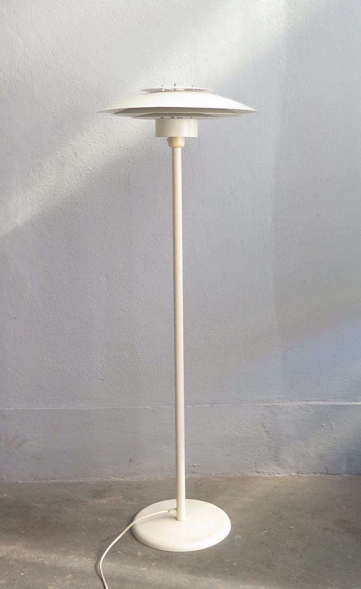 & Vintage Danish Layered Floor Lamp for sale at Pamono azcodes.com