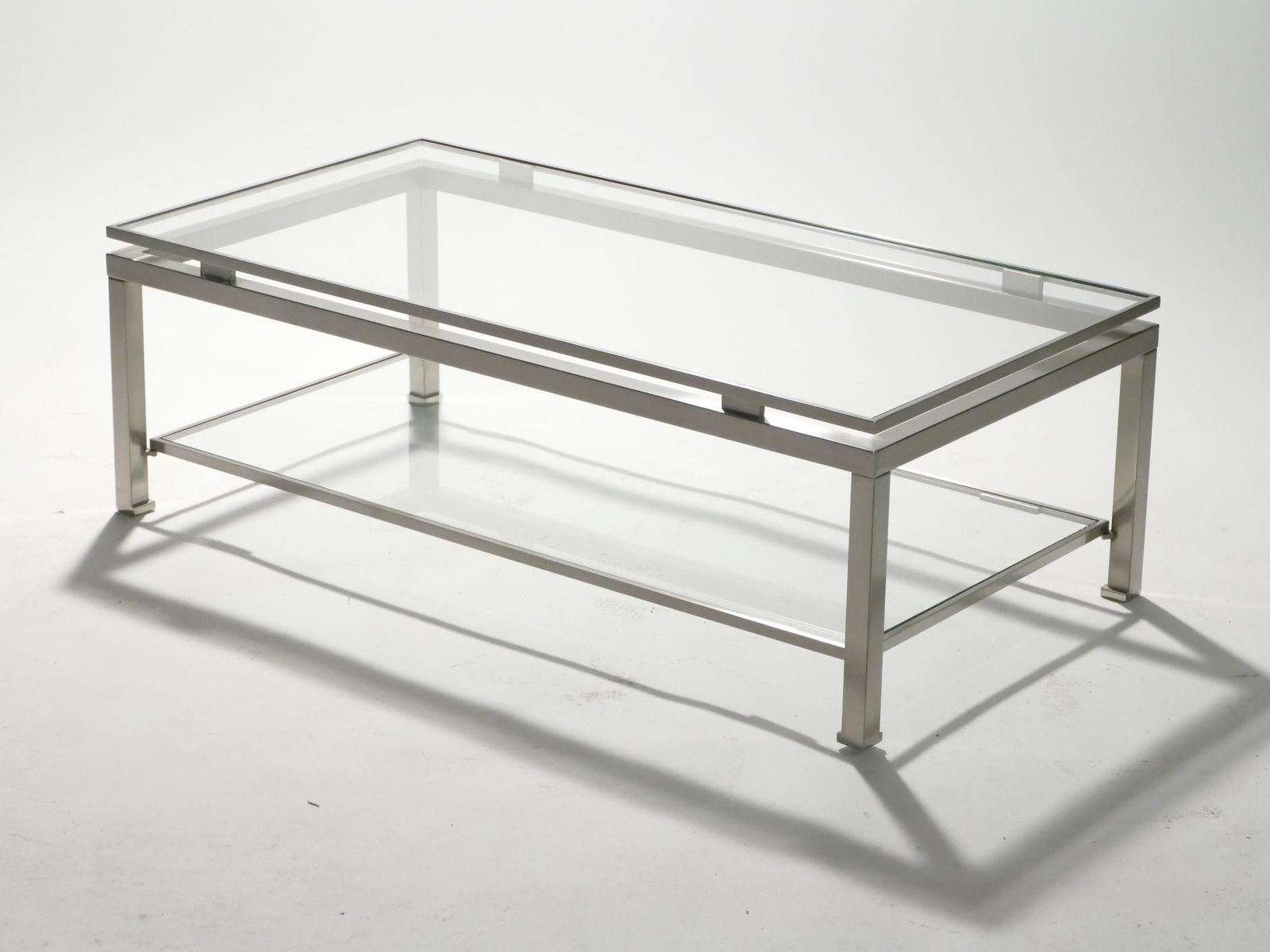 Coffee Table By Guy Lefevre For Maison Jansen 1970s For Sale At Pamono