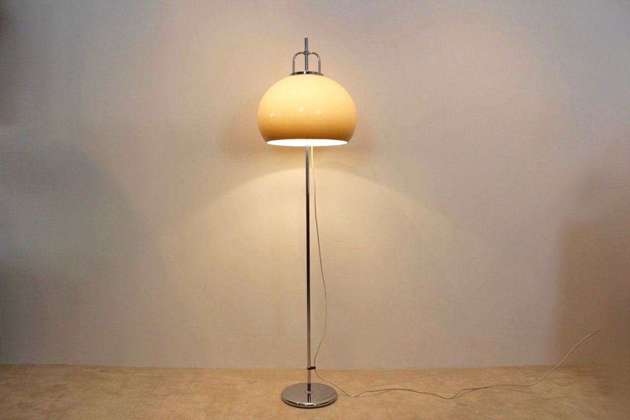italian floor light by harvey guzzini