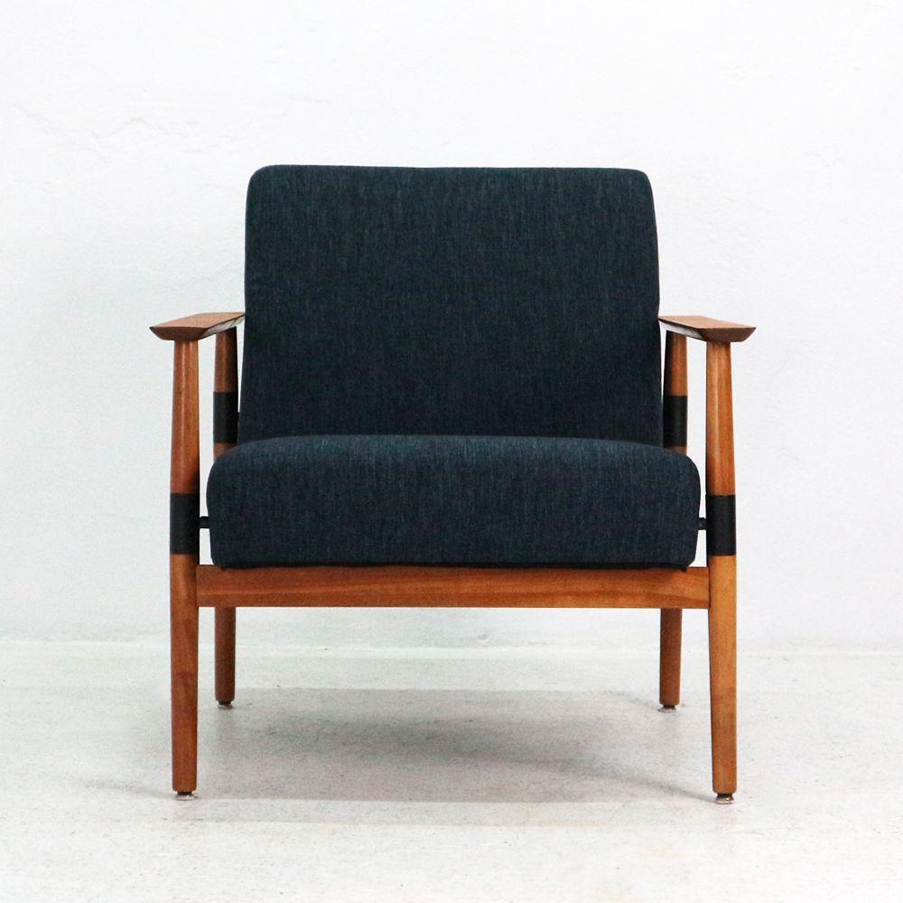 kirschholz polsterstuhl 1960er bei pamono kaufen. Black Bedroom Furniture Sets. Home Design Ideas