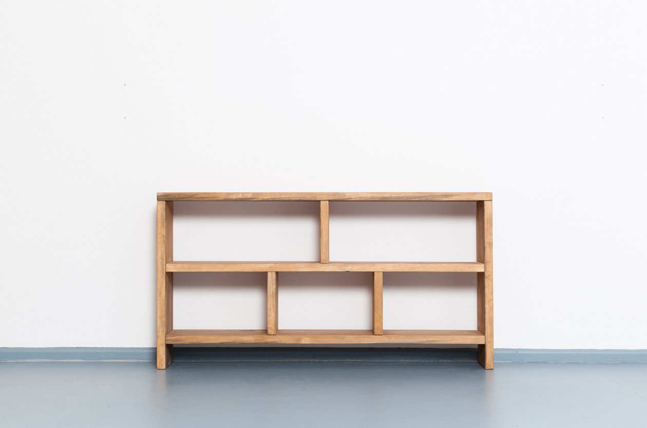 Oeesjbik recycled lumber sideboard by johanenlies 2017 for Reusable wood