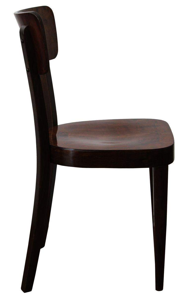 a 524 3 4 stuhl von thonet 1936 bei pamono kaufen. Black Bedroom Furniture Sets. Home Design Ideas