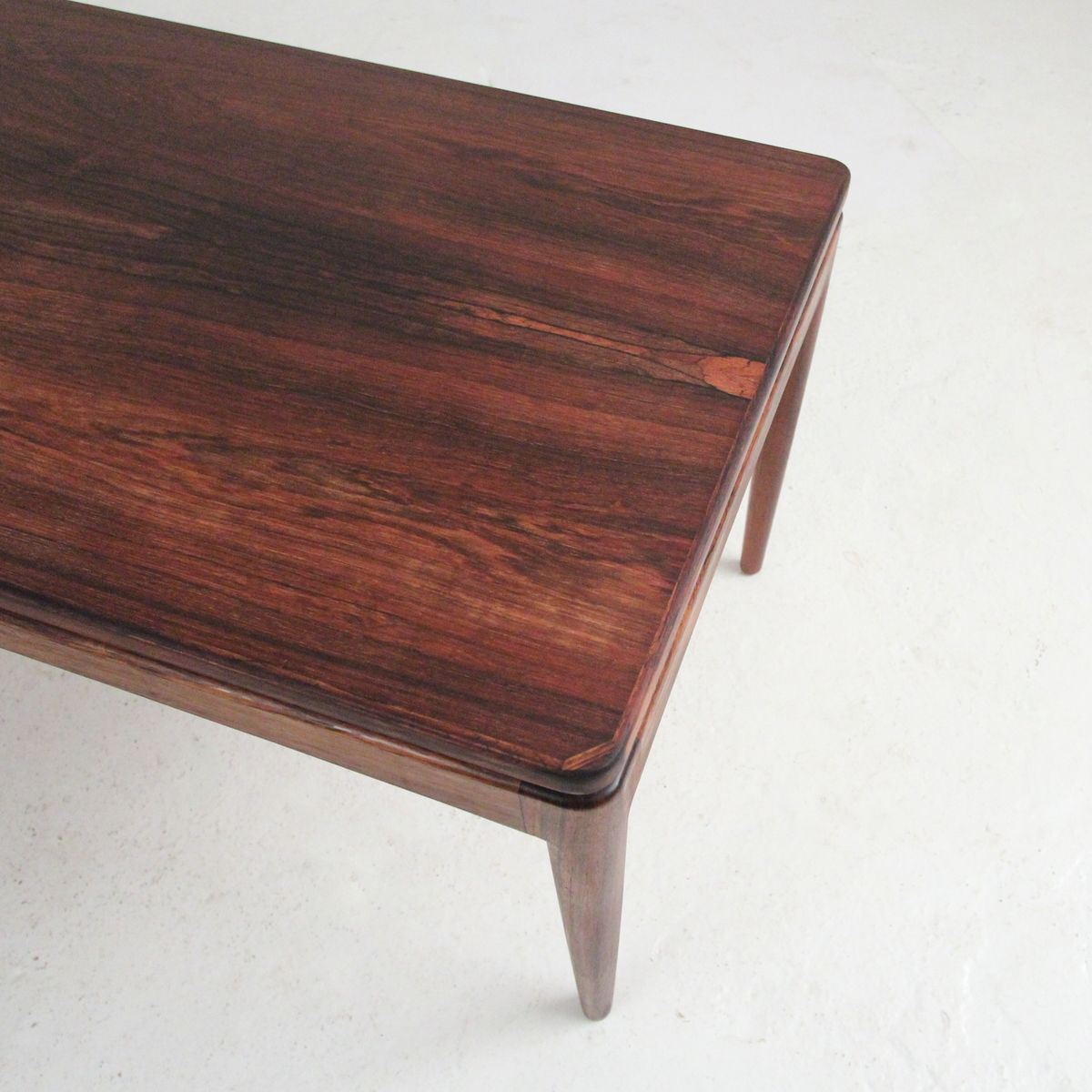 Rosewood Coffee Table 1960s for sale at Pamono