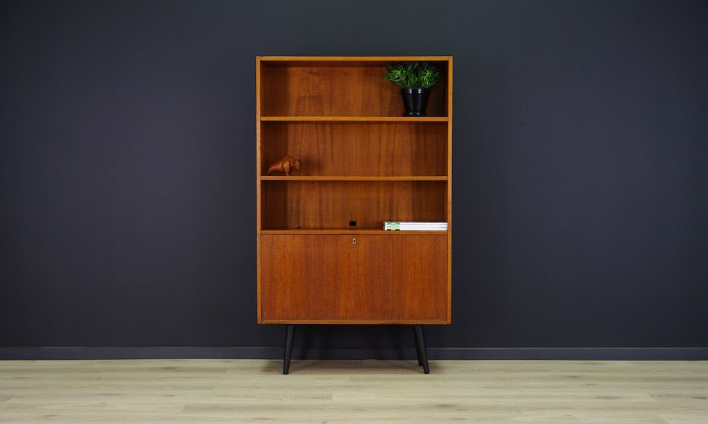 mid century teak kommode bei pamono kaufen. Black Bedroom Furniture Sets. Home Design Ideas