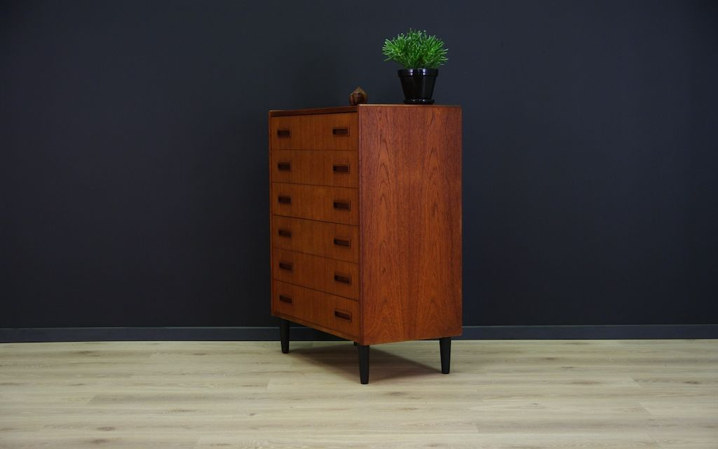 mid century kommode von borge dam bei pamono kaufen. Black Bedroom Furniture Sets. Home Design Ideas