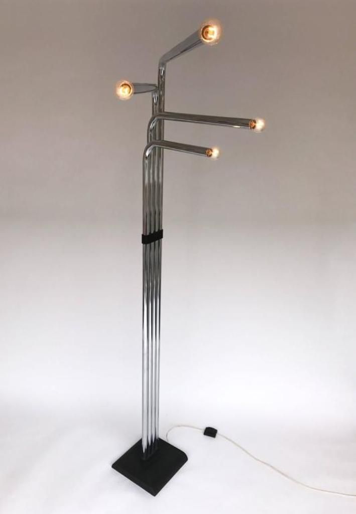 Floor lamp from reggiani 1970s for sale at pamono for 1970s floor lamps