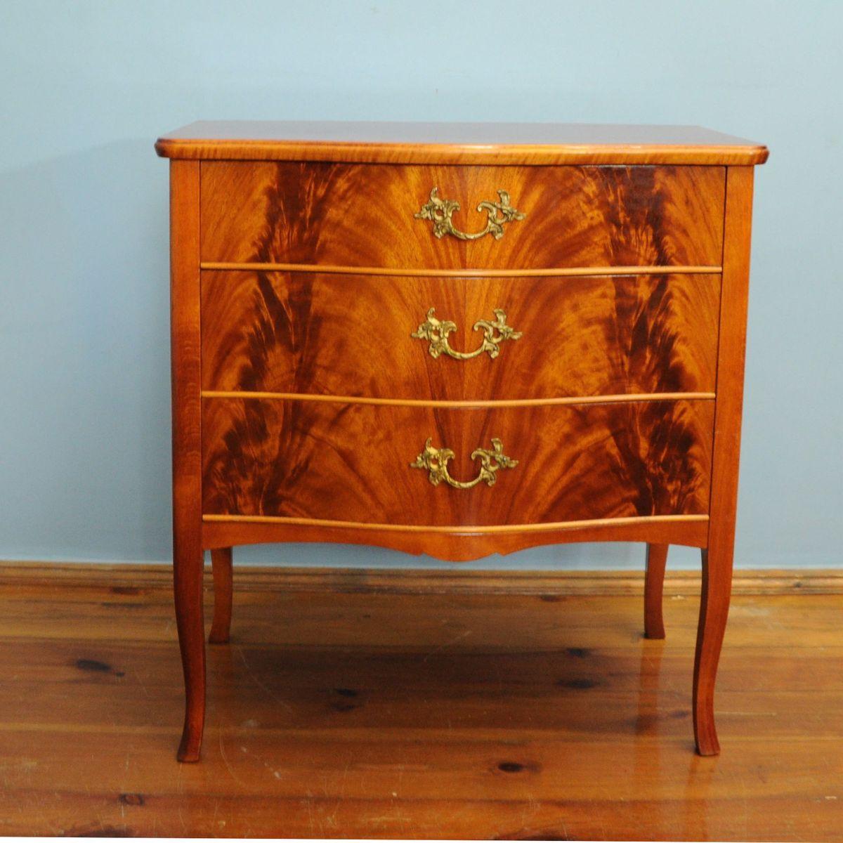 d nische kleine kommode 1960er bei pamono kaufen. Black Bedroom Furniture Sets. Home Design Ideas