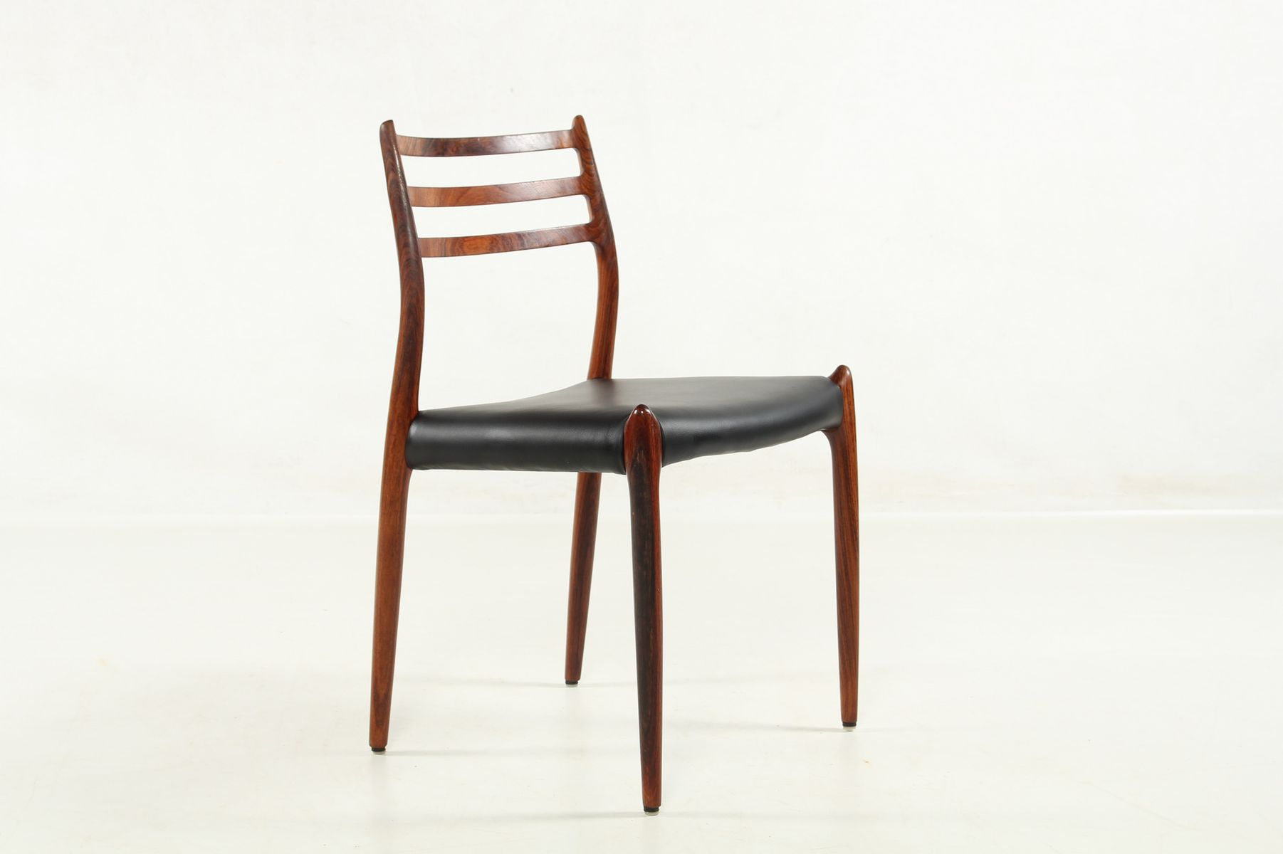 wohnzimmerlampen trend : Model 78 Rosewood Chairs By N O M Ller For J L M Llers 1970s