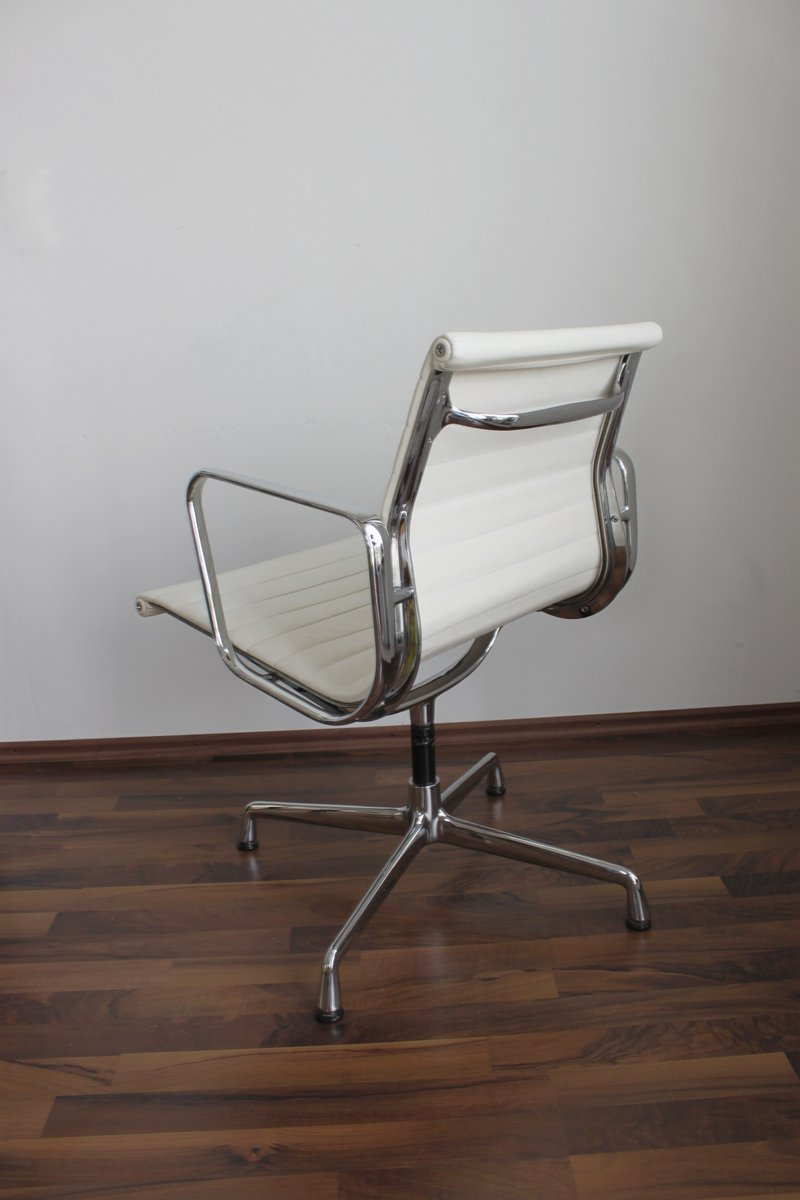 vintage ea 108 chair by charles ray eames for vitra for sale at pamono. Black Bedroom Furniture Sets. Home Design Ideas