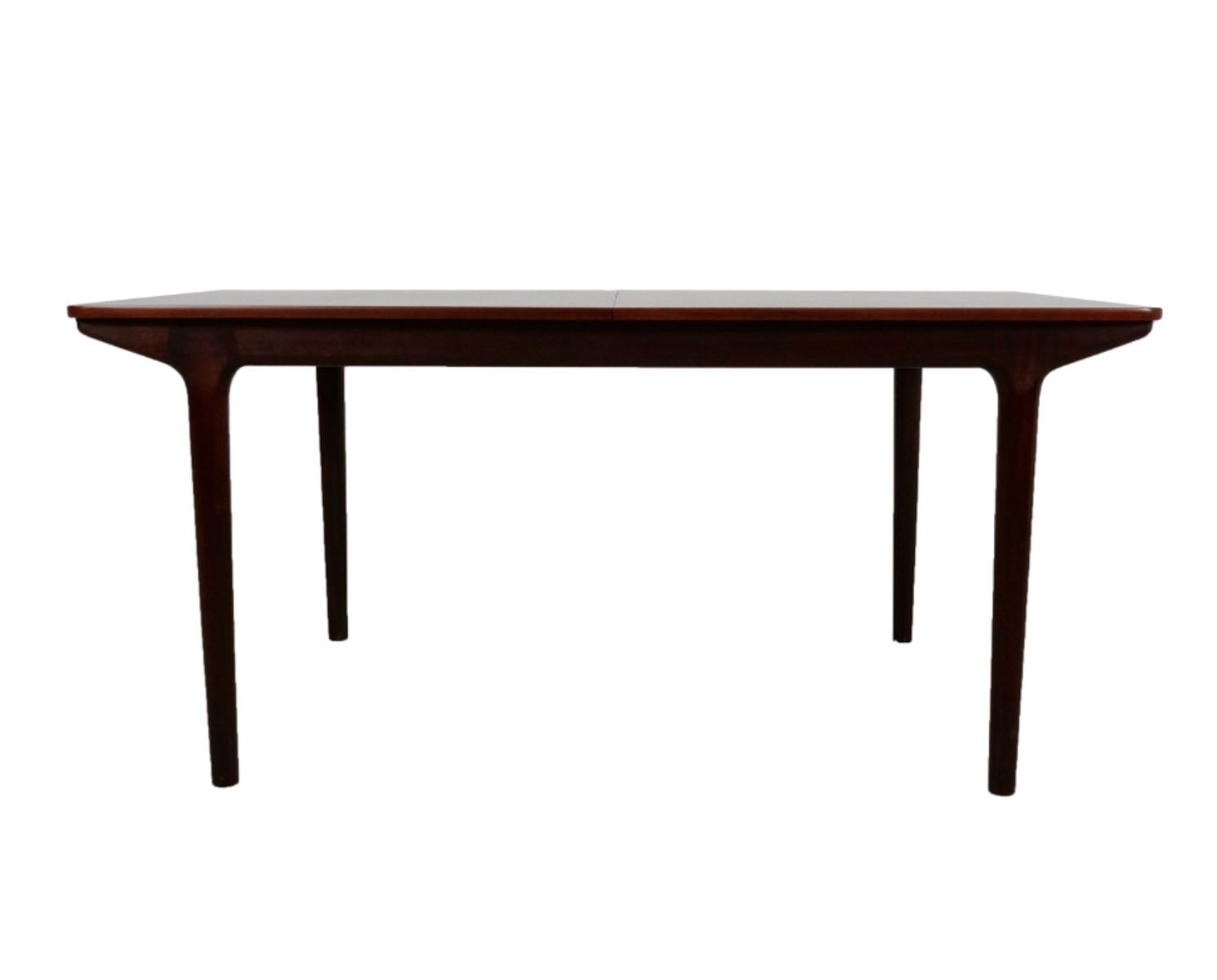 Mid century 12 seater rosewood dining table by tom for 12 dining table