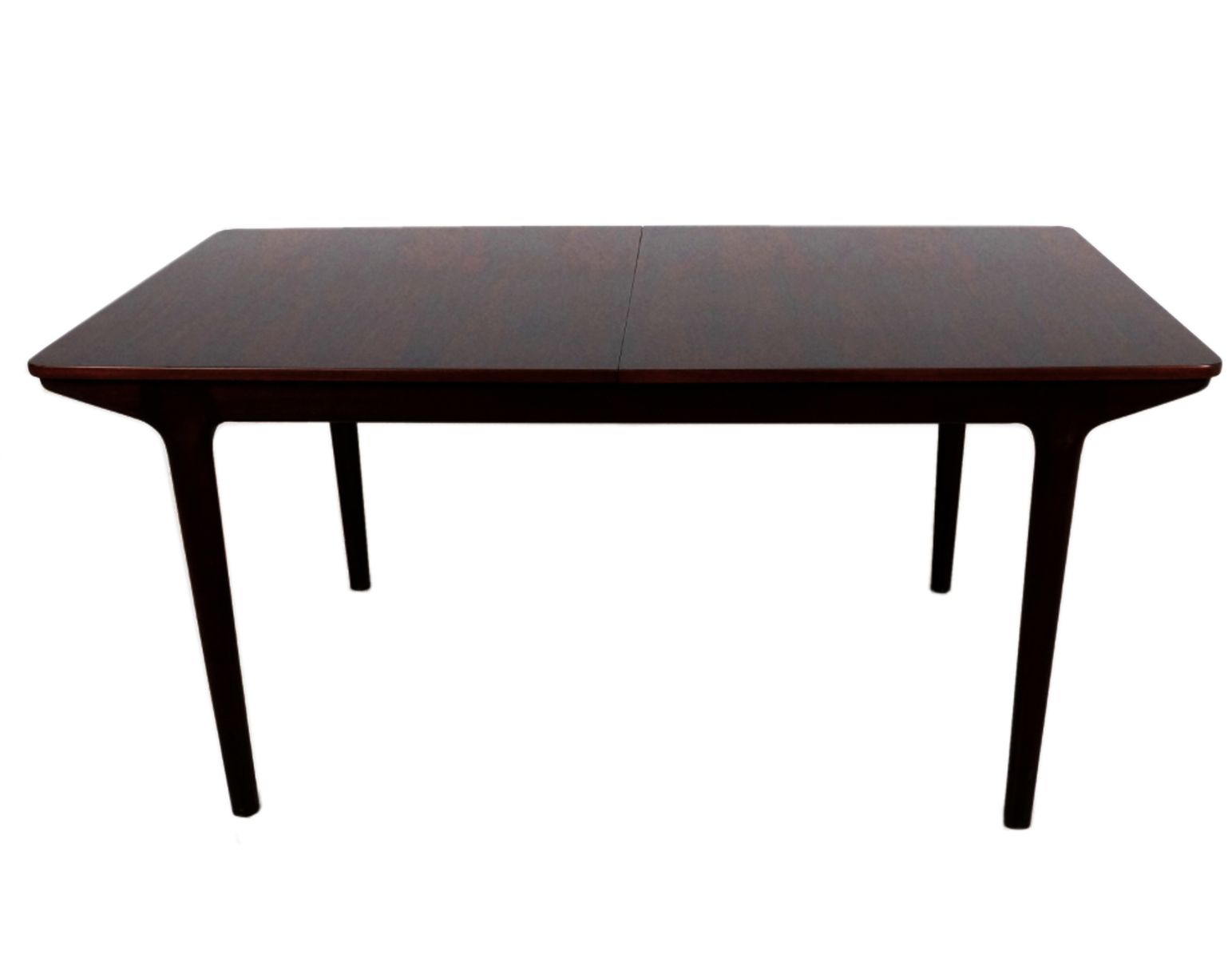 Mid century 12 seater rosewood dining table by tom for 12 seater table