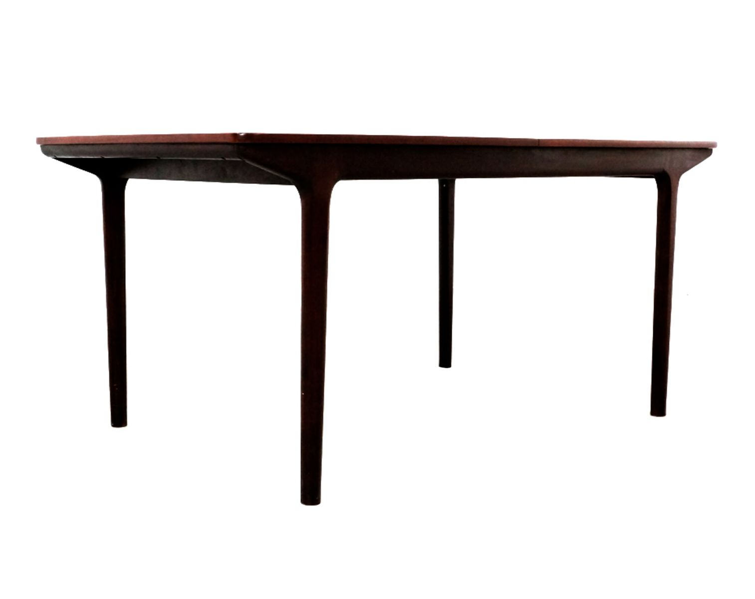 table de salle manger 12 places mid century en