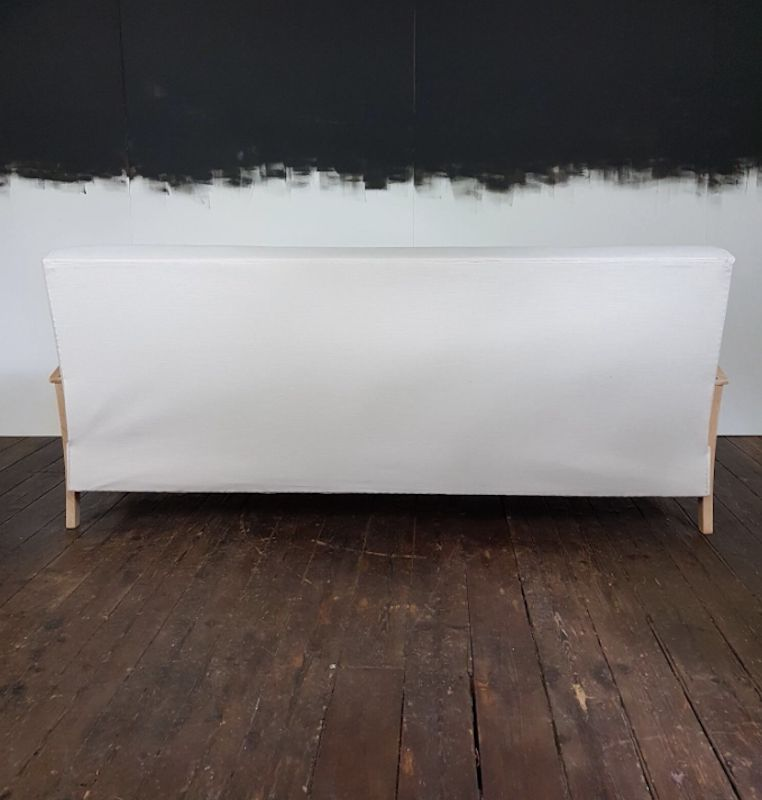 Mid century cotton sofa bed 1950s for sale at pamono for Sofa bed 50s