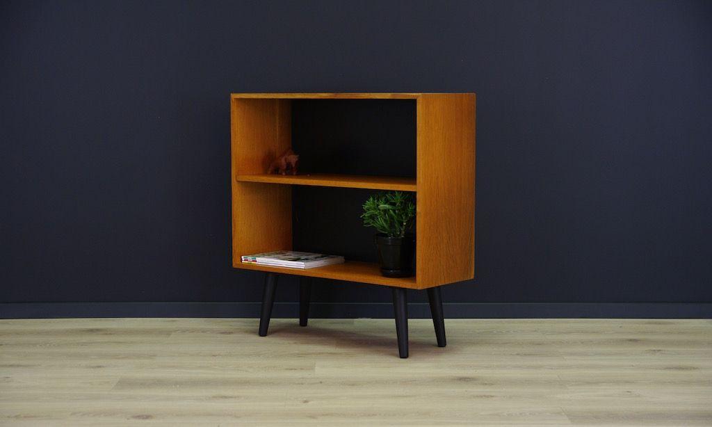 d nisches mid century regal aus esche bei pamono kaufen. Black Bedroom Furniture Sets. Home Design Ideas