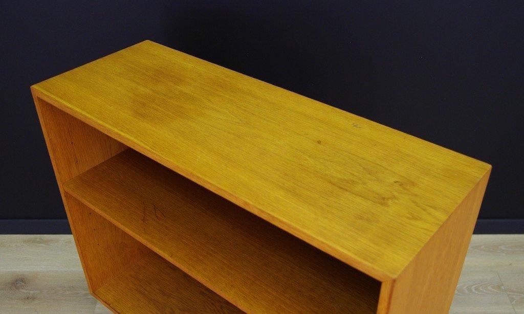 d nisches vintage esche furniertes regal bei pamono kaufen. Black Bedroom Furniture Sets. Home Design Ideas