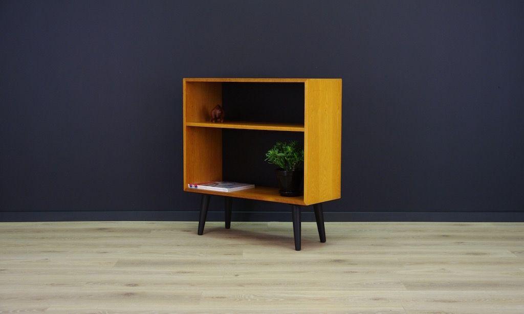 d nisches vintage regal aus esche bei pamono kaufen. Black Bedroom Furniture Sets. Home Design Ideas