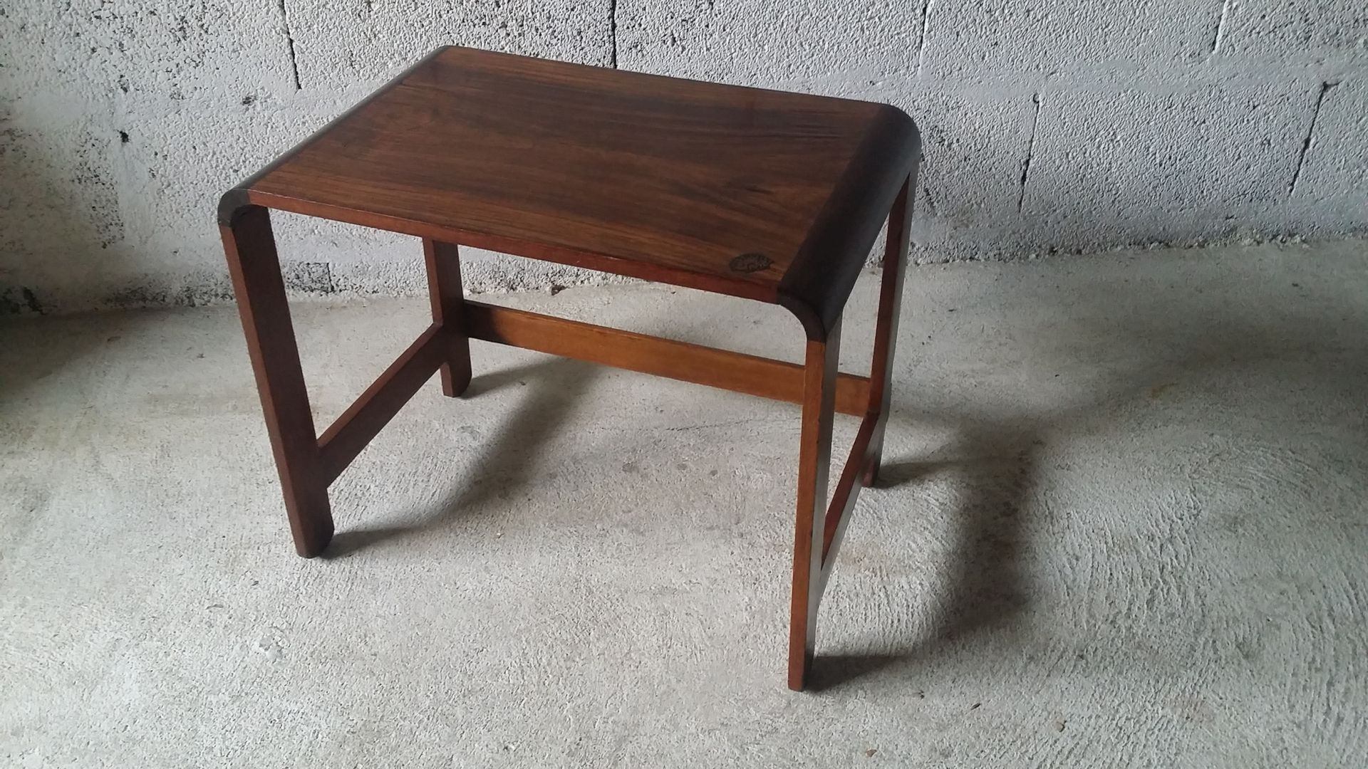 Art Nouveau Coffee Table By Louis Majorelle For Sale At Pamono
